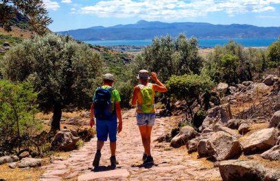 Griechenland Reisen - 8 Tage Wander- Jordan Genusswandern im Süden von Lesbos