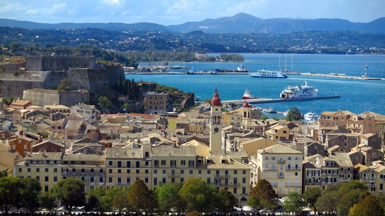 Griechenland Reisen - Radreise Kulturmosaik Korfu – geführte Gruppenreise