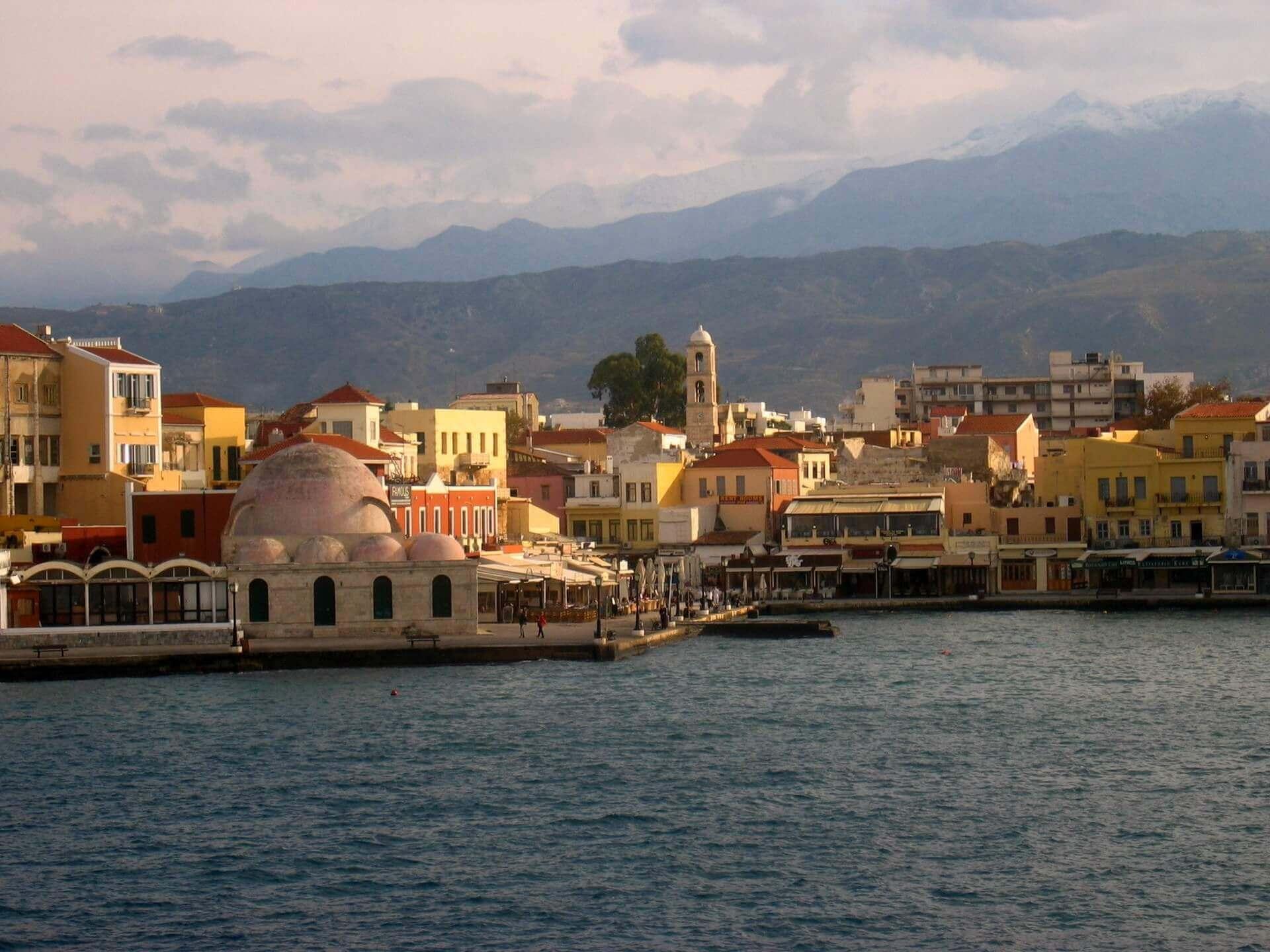 Griechenland Reisen - Kreat Ost - Radreise zu den kulturellen Höhepunkten