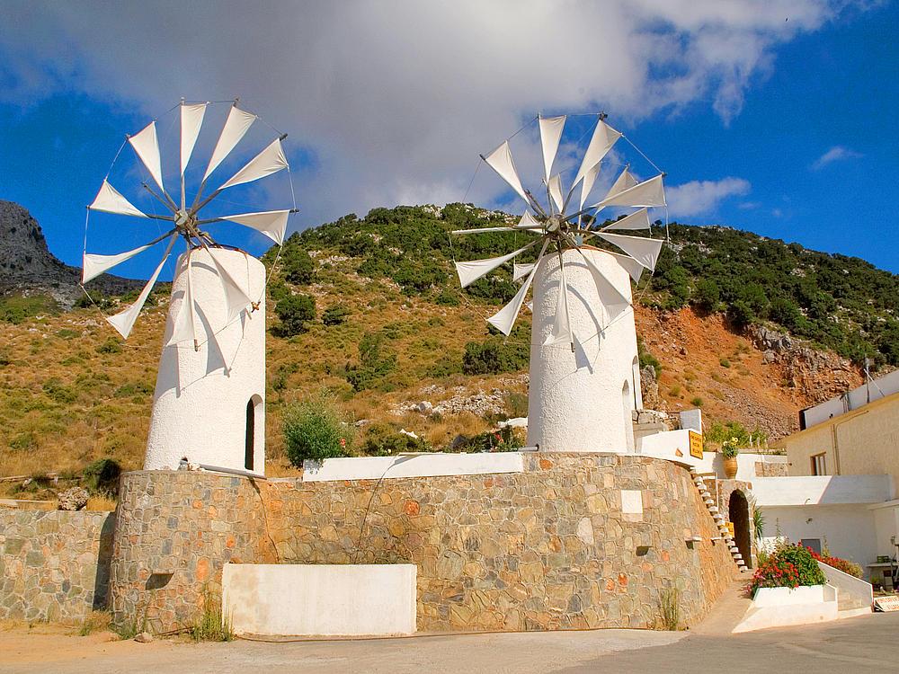 Griechenland Reisen - Radreise Kreta Lassithi - Der liebliche Osten von Kreta